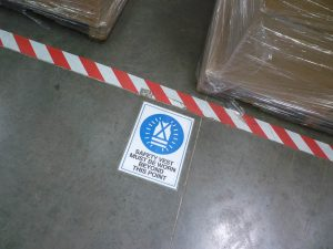 Placement of Signs in the Workplace - Workplace Safety Signs