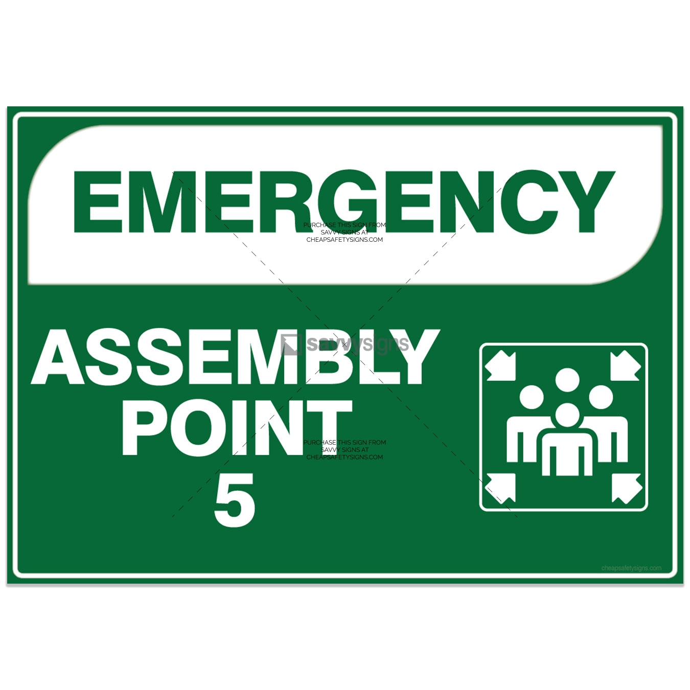 SSEME3007-EMERGENCY-Workplace-Safety-Signs_Savvy-Signs_v3