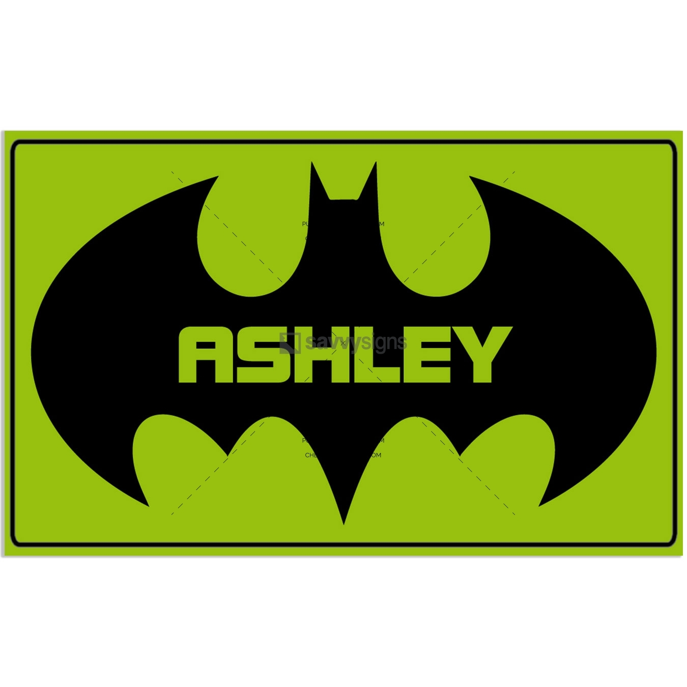 SSFUN3041-Batman-Ashley-Kids-Bedroom-Door-Sign_Savvy-Signs_v1