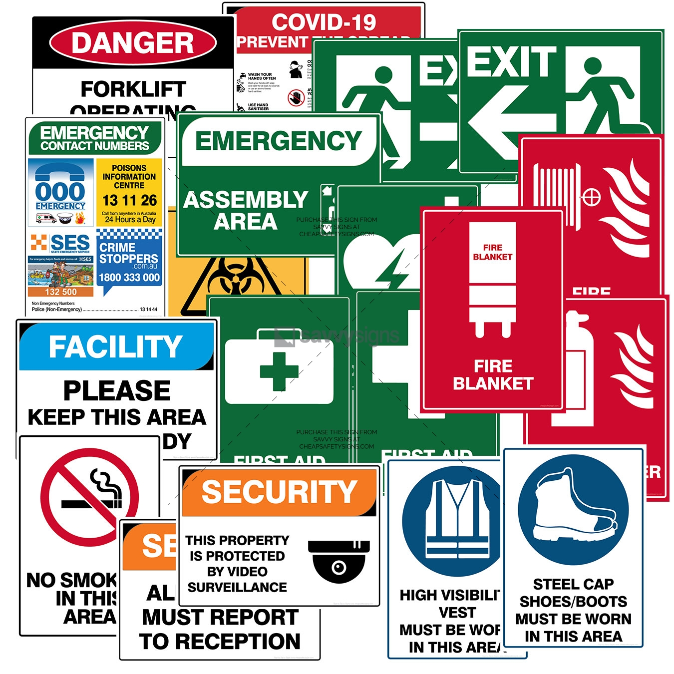 SSPACK3001-Safety-Sign-Starter-Pack-Business_Savvy-Signs_v1