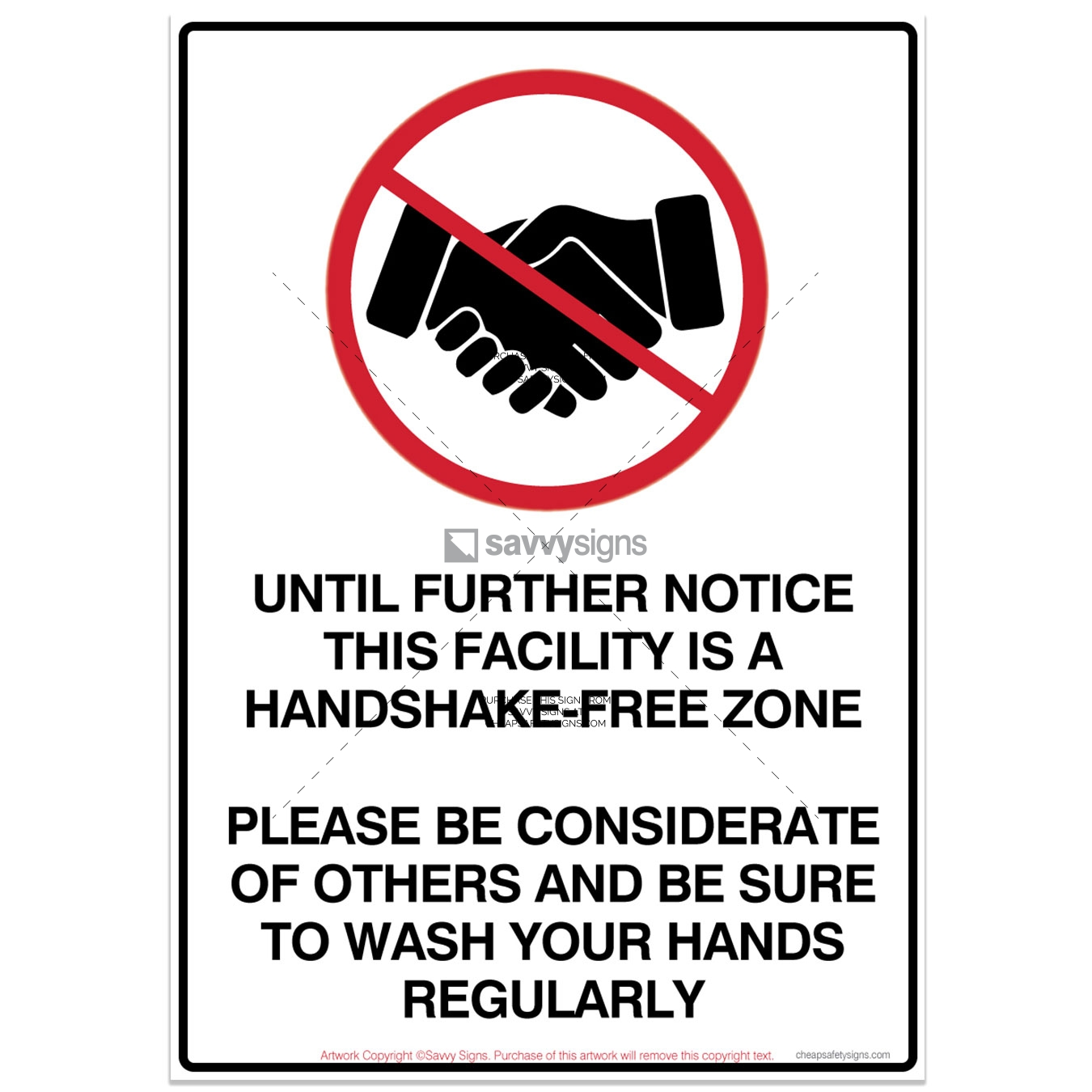 SSSTCOV3P004-COVID19-Handshake-Free-Zone-Safety-Signs_vsq3